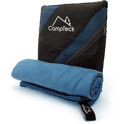 Large Asciugamano in Microfibra Leggero per Sport Palestra Spiaggia Nuoto Yoga