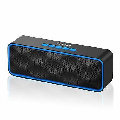 Altavoces De Audio Bluetooth Inalambricos Bocinas Carro Portatil Bajos Mejorados segunda mano  Embacar hacia Mexico