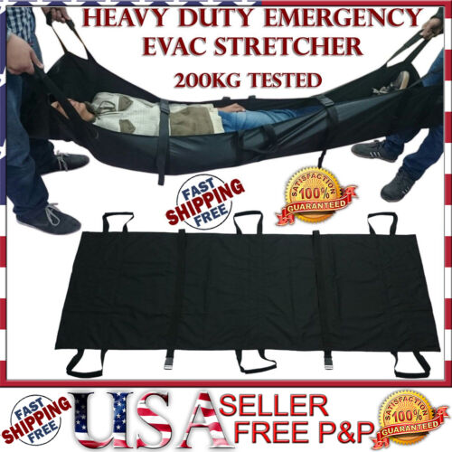 LTG Stretcher Portable Emergency First Aid Medical Patient Sports Injury Rescue