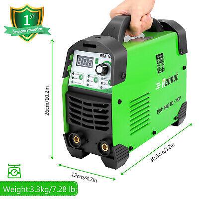 Arc140 Welder 140a 110v 220v Dual Volt Stick Welding Inverter Machine Mma Welder
