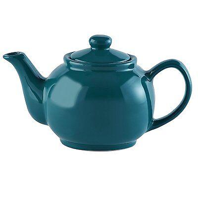 Price & Kensington Brights 2 Cup Teapot, Teal Blue
