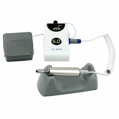 Micromotor eléctrico portátil sin escobillas para pulido preciso tallado pulido