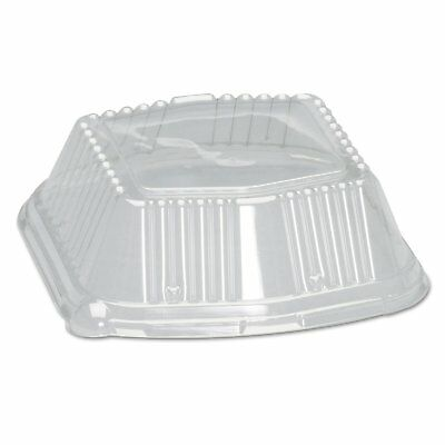 Genpak Smart-set Small Clear Lid - 500 Count - Made In Usa