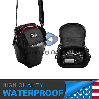 PRO Waterproof Camera Case Shoulder Bag Backpack for Canon Nikon Sony SLR DSLR