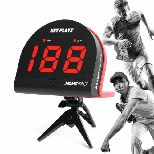 Multi Sports Personal Speed Radar Detector Gun Baseball Equipment Shooting Bat