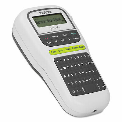 Brother Pt-h110 Easy Portable Label Maker Pth110