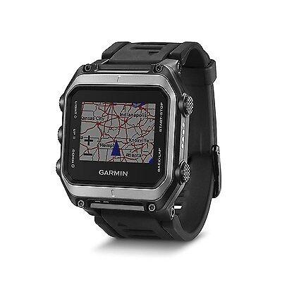 New Garmin Epix Color LCD Touchscreen GPS Mapping Watch w/ Worldwide Basemap