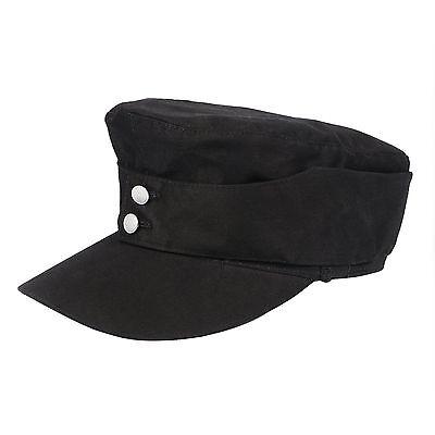 WWII WW2 German Elite EM summer panzer M43 field Cotton Cap Hat Army Shop Size M](Ww2 German Hats)