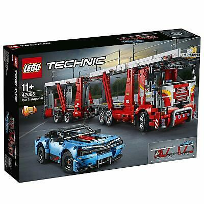 LEGO Technic 42098 Transporter Truck and Show Cars 2 in 1 Model, Age 11+ 2493pcs