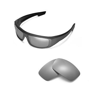 Walleva Titanium Polarized Replacement Lenses For Spy Optic Logan (Logan Sunglasses Spy Optic)
