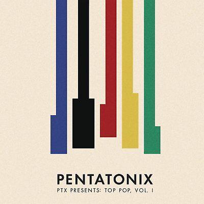 Ptx Presents   Top Pop  Vol  1   Pentatonix  Cd  2018