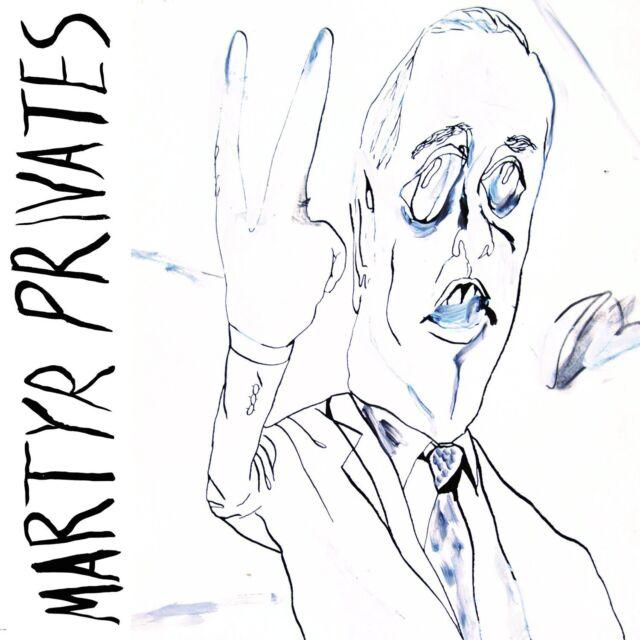 MARTYR PRIVATES - MARTYR PRIVATES  CD NEU