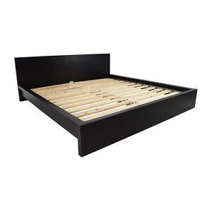 IKEA Malm Bedframe - Double