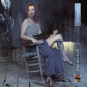TORI AMOS 'BOYS FOR PELE' (20th Anniversary) 2 CD DELUXE EDITION (2016)