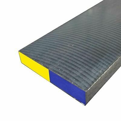Pm M4 Tool Steel Decarb Free Flat 1-12 X 2 X 6