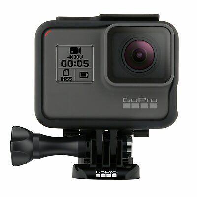 GoPro HERO5 Black 4K HD Video 12MP Waterproof Digital Action Camera   Brand New