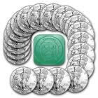 2014 1 oz Silver American Eagle Coin - Lot of 20 Coins - SKU #79747