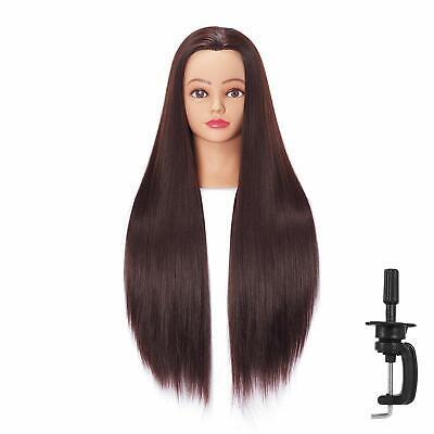 Training Head Mannequin Hairdresser Cosmetology Manikin Cosmetology NEW US