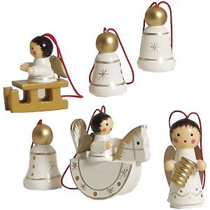 vintage wooden decorations - Wooden Christmas Decorations