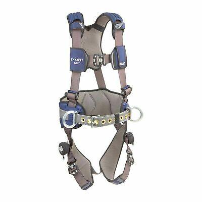 3m Dbi-sala Exofit Nex Construction Harness Alum Backside D-ringsx-large