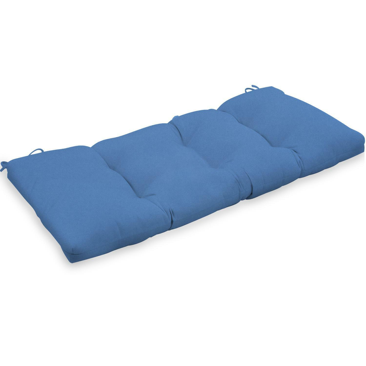 canvas outdoor replacement swing patio cushion 60