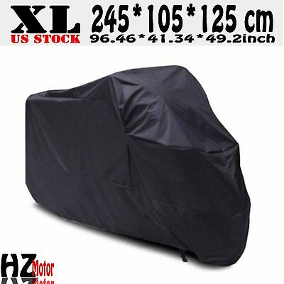XL Motorcycle Cover for Honda CBR 600 F4 F4i 600RR 900RR 929RR/RE 954RR US Store
