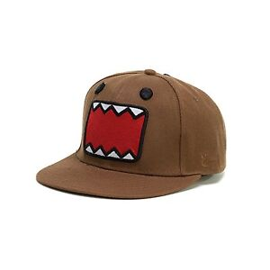 Domo-Kun Domo Face Adjustable Baseball Cap