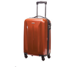 """Samsonite Tech Series 20""""  Carry on Spinner 4 Wheeled Luggage  Copper"""