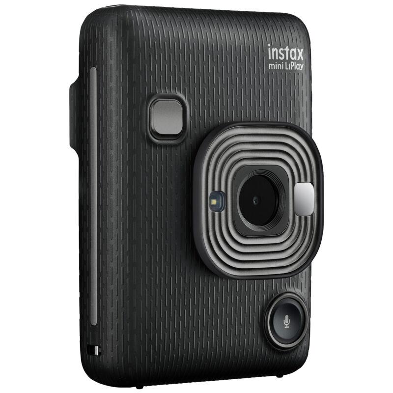Fujifilm Instax Mini Liplay Dark Grey Camera - Limited Edition