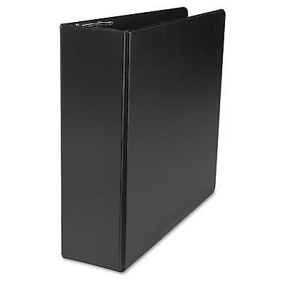Universal D-ring Binder 3 Capacity 8-12 X 11 Black 20791
