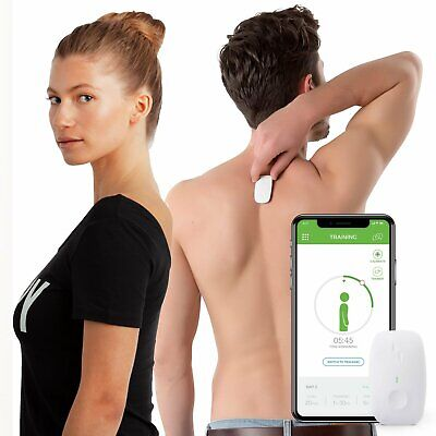 UPRIGHT GO Posture Trainer Corrector Free App and Personalised Training