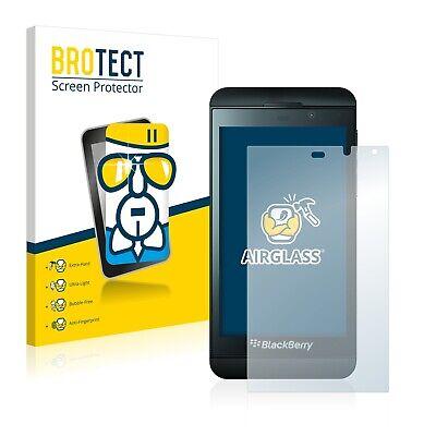 Protector Pantalla para BlackBerry Z10 Cristal Pelicula Vidrio Transparente