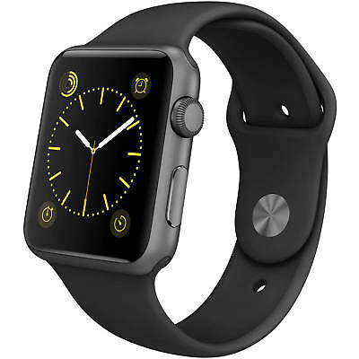 Apple Watch Series 3 38 Mm 42 Mm Gps Black Rose Gold Or Silver Sport Brand New