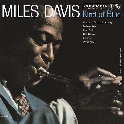MILES DAVIS - KIND OF BLUE (MONO) - NEW VINYL LP