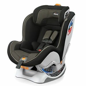 Chicco Nextfit Convertible Car Seat Black