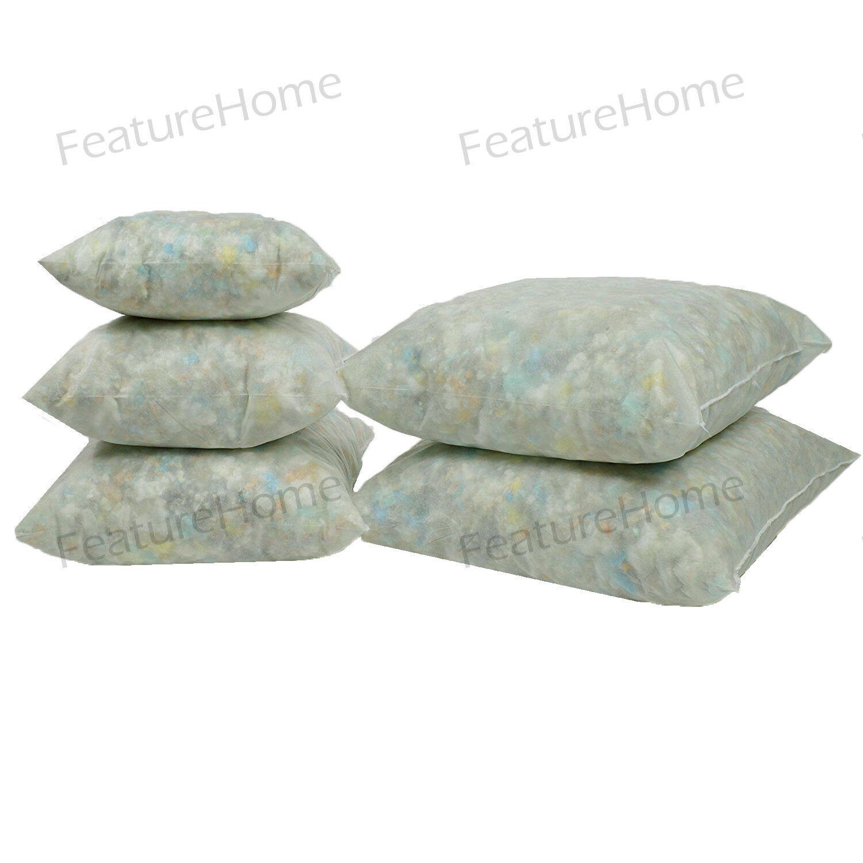 Foam Crumb Cushion Pad Inserts - High-Quality Foam - All Siz
