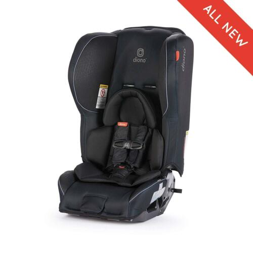 Diono Rainier 2 AX Convertible Car Seat In Black Brand New!! Open Box!!