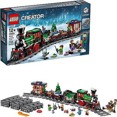 Lego Christmas Holiday Train Winter Village 10254 Sealed
