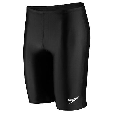 Speedo Mens Pro Lt Jammer Performance Fitted Swimsuit Swi...