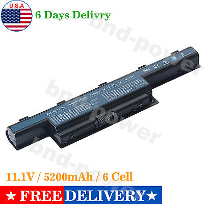 Battery for Acer Aspire 5742 5750 7741Z 5552 4741 7551 5733 5750G 5336 5742Z US