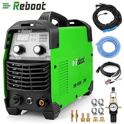 45 Amp Plasma Cutter 220v Igbt Digital Cutting Welding Machine 12 Clean Cut