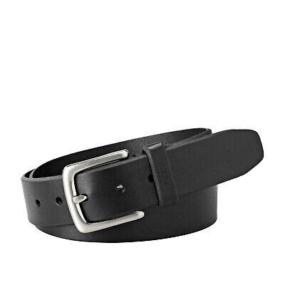 Fossil Joe Men's Genuine Leather Belt 38mm Casual Jean Belt Fossil Leather Genuine Belt