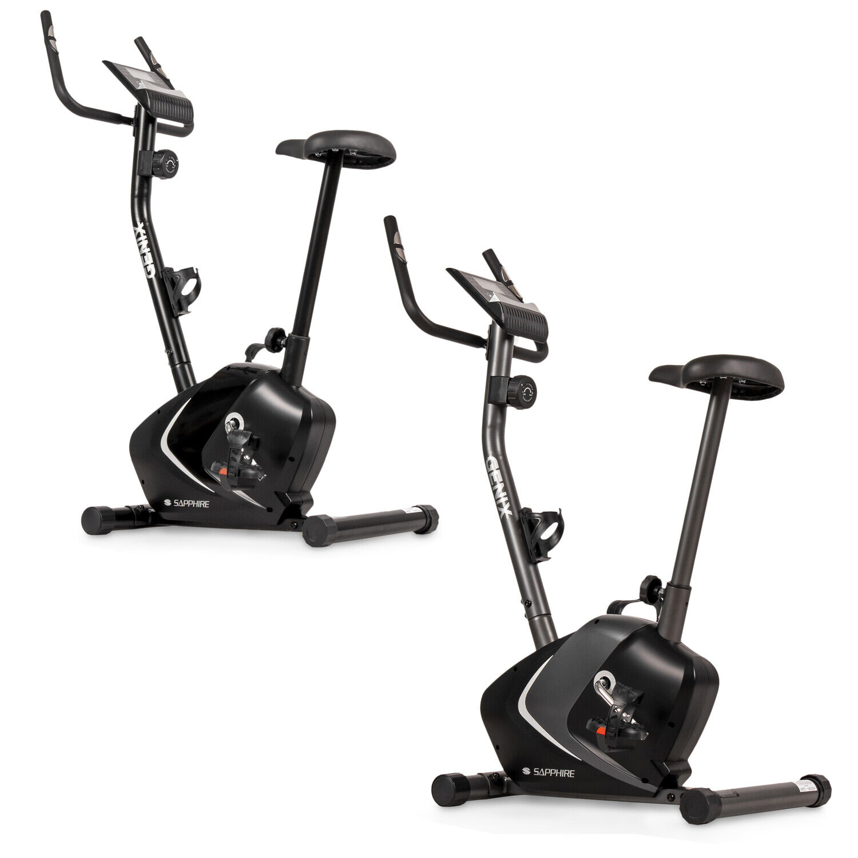 Heimtrainer Hometrainer Fitness Fahrrad  Ergometer Trimmrad Bike Trimmrad 120 kg