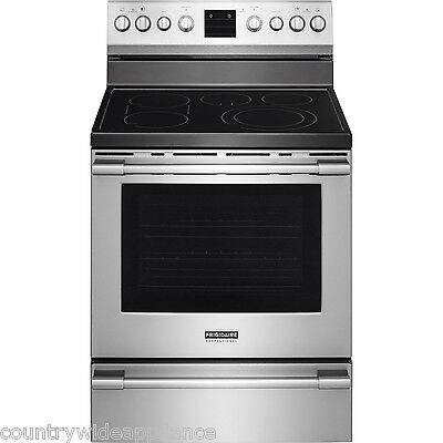 - Frigidaire PROFESSIONAL Stainless 30