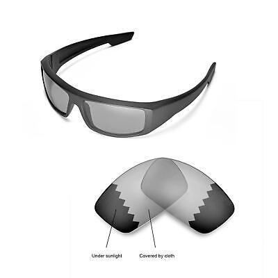 Walleva Polarized Transition Lenses For Spy Optic Logan (Logan Sunglasses Spy Optic)
