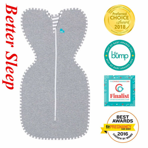 Love to Dream Swaddle Up Original,Gray,Small,7-13 Ibs