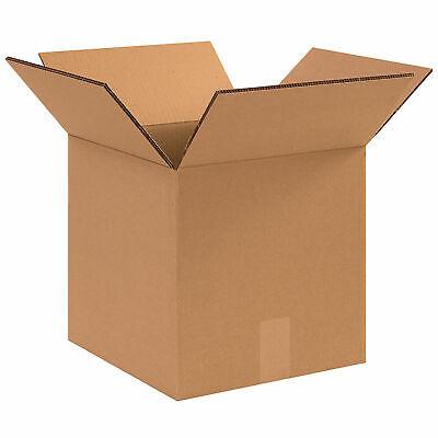 12 X 12 X 12 Heavy-duty Double Wall Cardboard Corrugated Boxes 100 Lbs