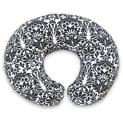 NEW! Boppy Nursing Pillow and Positioner, Brocade Black and White