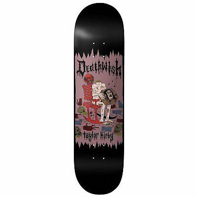 "Deathwish Kirby Death Wichz 8.0"" Skateboard Deck"