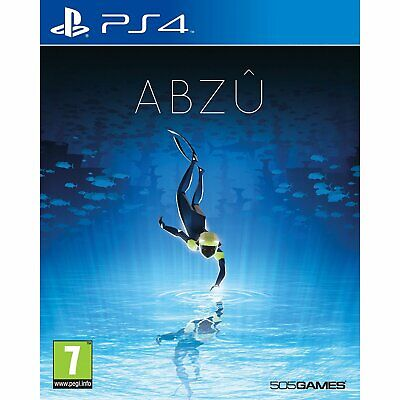 ABZU PS4 PlayStation